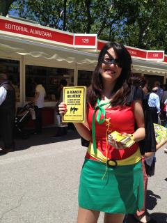 Adictos al Éxito en la Feria del Libro de Madrid 2013