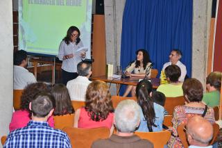 Presentación de El Renacer del Héroe en Aranjuez. Un acto emotivo entre familiares y amigos